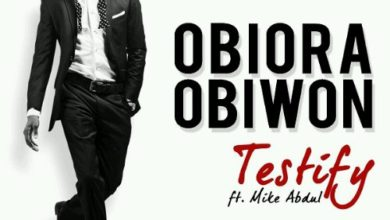 Photo of Obiwon Obiora – I Testify (ft Mike Abdul)