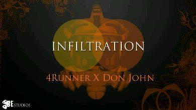 "Photo of {NEW MUSIC} 4Runner – ""Infiltration"" + LYRICS"