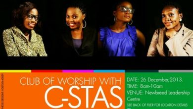 """Photo of Event : C-Stas Presents """"Club Of Worship"""" Featuring Family & Friends"""