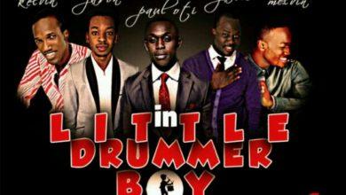 Photo of MusiC : Jason James – Little Drummer Boy cover ft. Paul Oti, James ,Melvin & Kelvin