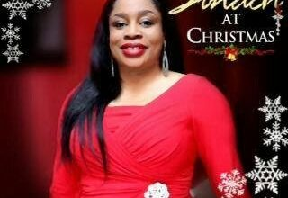 Photo of SINACH Releases New Album 'Sinach At Christmas' | Get On ITunes & Amazon