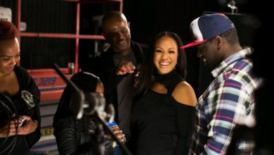 """Photo of VideO Snippet : Erica Campbell – """"Help"""" ft Lecrae (Behind The Scene Footage)"""