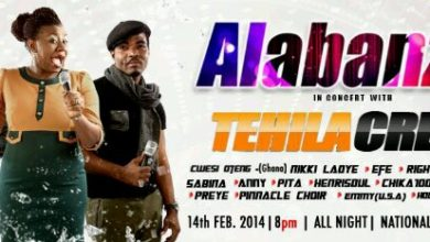 Photo of Tehila Records Presents Alabanza 'It's All About Love' Concert 2, 14th Feb 2014