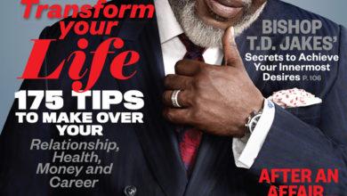 Photo of PhotoNews : Bishop T.D. Jakes Covers 'Ebony' Magazine