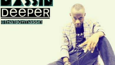 Photo of Music : Massin – Deeper | Zambia (@ThatBoyMassin)