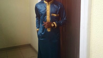 Photo of FresH Pics: Frank Edwards Rocks Jalabiya Outfit | @Frankrichboy