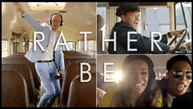Photo of VideO :: Rather Be – Tyler Ward, Fresh Big Mouf Ft. Michelle & Deitrick (Clean Bandit Cover)