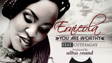 "Photo of #ANTICIPATE New MusiC :: ""YOU ARE WORTHY"" – Ernieola Feat. Cute Sagay 