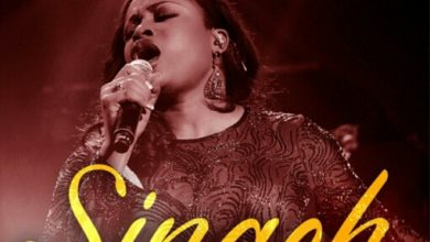 Photo of Get FREE T-Shirts and DVDs From Sinach This Week!!