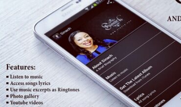 Photo of Sinach Launches App On Google Play Store   Download Now!!!