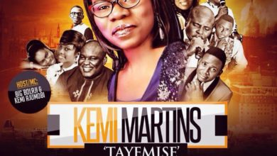 "Photo of Kemi Martins Set To Release Debut Album ""TAYEMISE"" | JAN 25th , 2015"