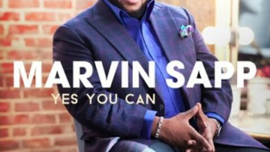 Photo of #GMPSundayChoice :: Marvin Sapp – Yes You Can | Lyrics