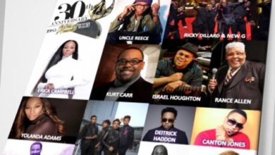 Photo of Erica Campbell, The Walls Group, Deitrick Haddon & More To Perform at the 30th Annual Stellar Awards
