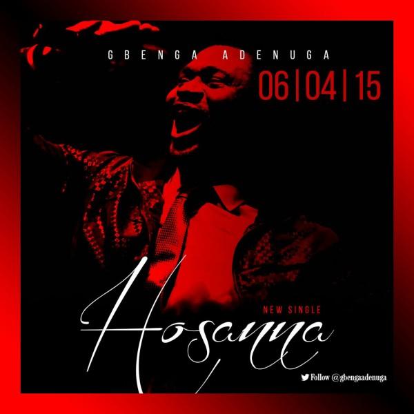 Gbenga Adenuga Hossana Art