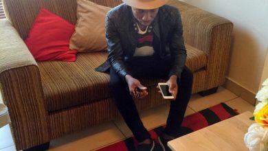 Photo of #FashionTrends :: Frank Edwards rocking the Vivienne Westwood Buffalo Hat 👒