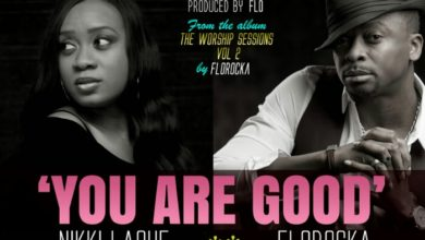 Photo of Flo (@Florocka) & @NikkiLaoye – You Are Good (The Worship Sessions VoL 2)