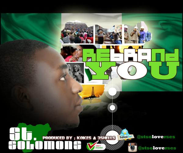 Art work St Solomons rebrand you