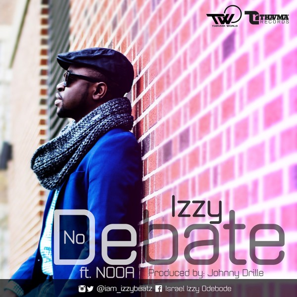 Artwork Design for New Single NO DEBATE