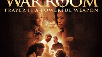 """Photo of KENDRICK BROTHERS' FILM, 'WAR ROOM,"""" OPENS IN THEATERS NATIONWIDE AUGUST 28th"""