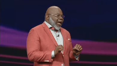 Photo of Bishop T.D. Jakes Addresses Supreme Court Gay Marriage Decision – WatcH VideO