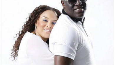 Photo of Sammie Okposo Surprises Wife with Brand New LR3 Jeep – See PHOTOs!