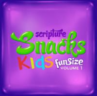 """Photo of Scripture Snacks Kids Releasing New Album, """"Fun Size, Vol. 1″, to Help Children Memorize Bible Verses"""