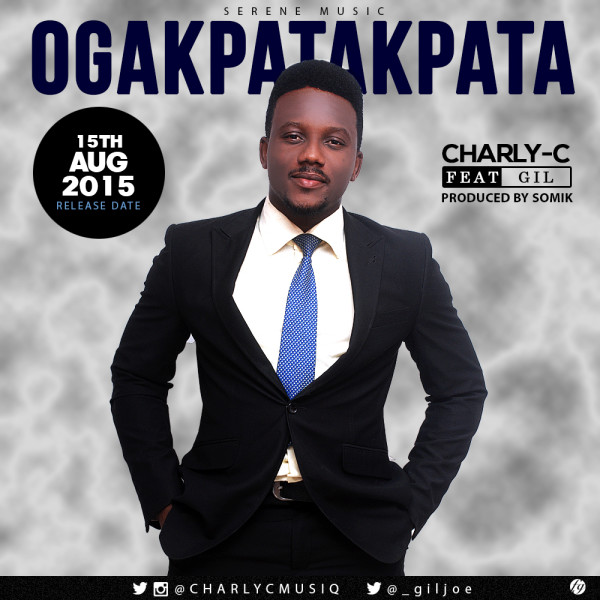 Anticipate Ogakpatapkata by Charly-C ft Gil Joe