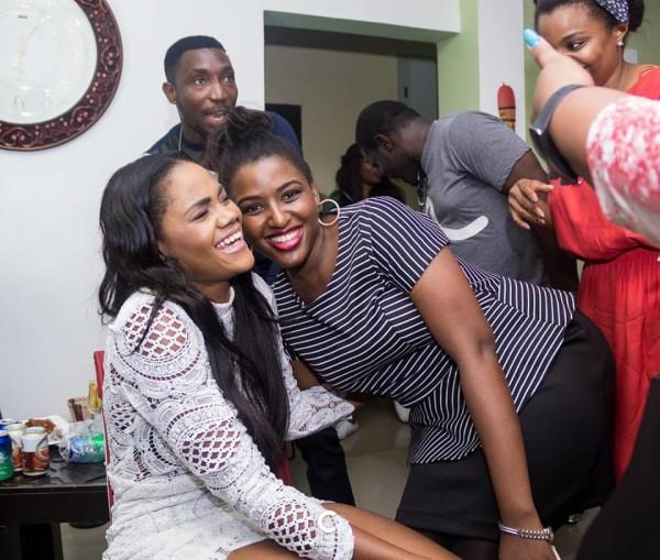 Busola Dakolo & Chinonso Arubayi (Eric Arubayi's wife)