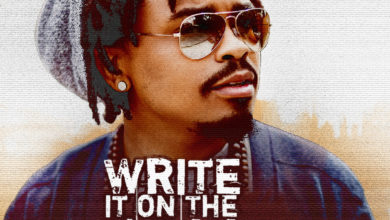 """Photo of ROYCE LOVETT Releases Debut EP """"Write It On The Wall"""" In Stores/Online NOW!"""