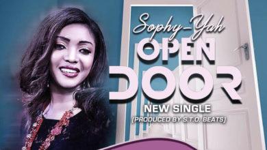 Photo of MusiC :: SOPHY-YAH – OPEN DOOR