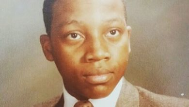 Photo of Marvin Sapp shares #throwback pic of himself – See PHOTo!
