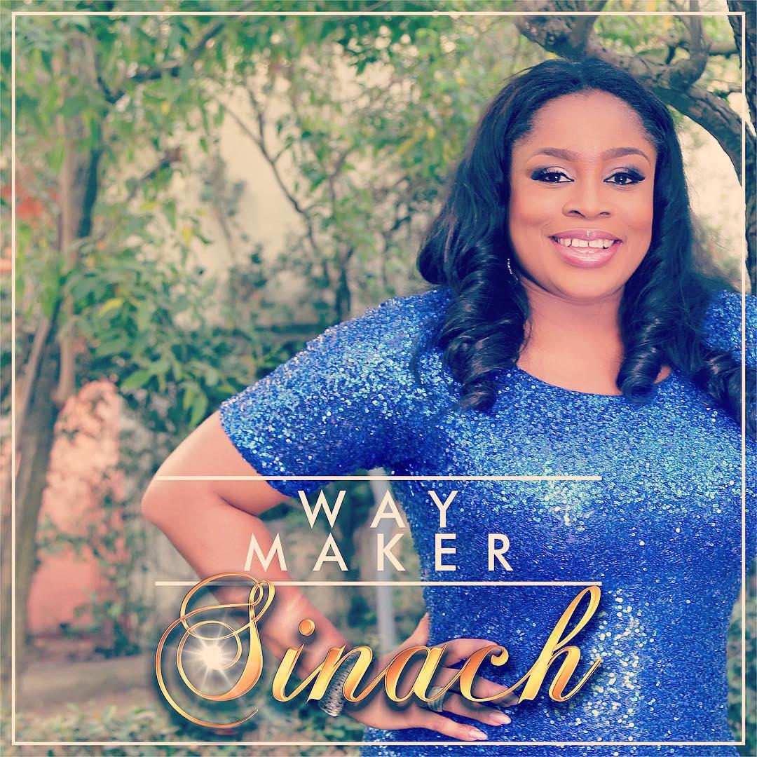 sinach Way Maker