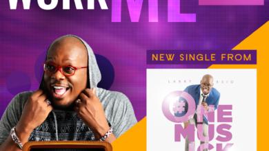 Photo of Larry D. Reid Releases New Single 'Work Me Over' – LISTEN + GET! | @DrLarryDReid