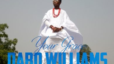 Photo of Music VideO :: Dabo Williams – 'YOUR GRACE'