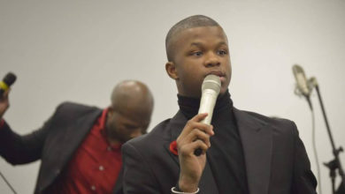 Photo of Marquis Boone signs 16-year old YouTube singing sensation to Marquis Boone Enterprises, LLC