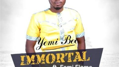 Photo of MusiC :: Yemi Bee – IMMORTAL (FREE Download) | @YemiBee