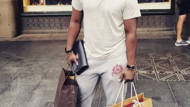 Photo of #GMPFashionTrends :: Sonnie Badu steps out all swagged up rocking SB trackies – see PHOTOs!