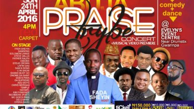 Photo of Fada Sheyin Lights The City With Abuja Praise Trybe Concert | Apr. 24th