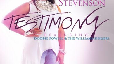 """Photo of Monica Lisa Stevenson Releases New Single """"Testimony"""" Ft. Doobie Powell & The William Singers"""