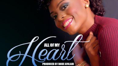 Photo of MusiC :: Damilola Randle – All Of My Heart | @damilolarandle