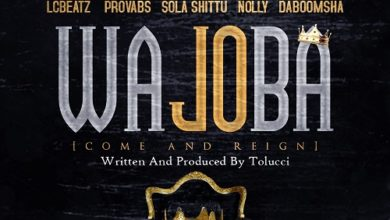 Photo of VideO :: @TOLUccI – 'WAJOBA' | Ft. @LC_Beatz, @Provabs @DaBoomsha, @Nolly_CIA, Sola Shittu