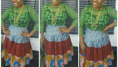 Photo of #GMPSundayFashion feat. Glowreeyah; Colorful & African!