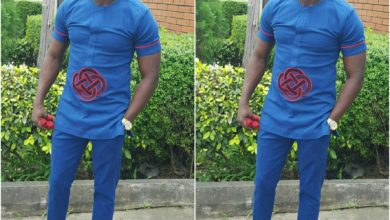 Photo of #GMPSundayFashion feat. Laolu Gbenjo; Dapper Urban Traditional Look!