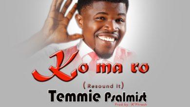Photo of MusiC :: Temmie Psalmist – Komaro (Resound It)