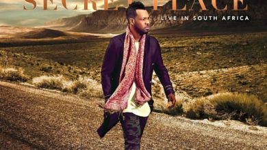 Photo of Vashawn Mitchell Unwraps Album Cover For SECRET PLACE : Live In South Africa