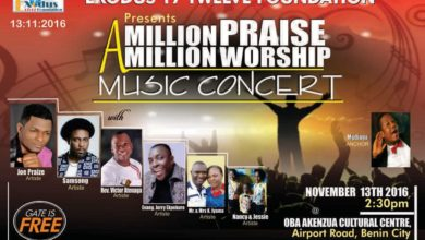 "Photo of ""A Million Praise, A Million Worship"" Music Concert"