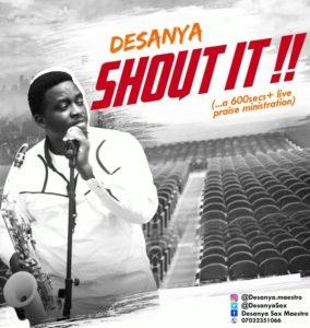 desanya - Shout it