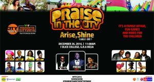 Praise In The City