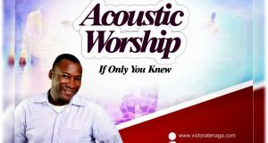 Victor Atenaga - ''if Only You Knew''
