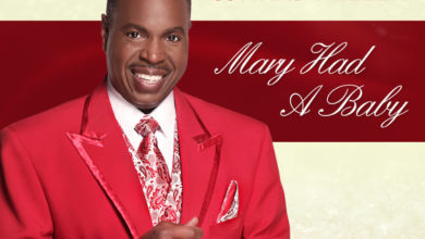 """Photo of Traditional Vocalist CONRAD MILLER Releases Christmas Single """"Mary Had A Baby"""